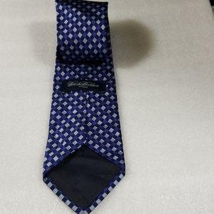 Brooks Brothers tie.